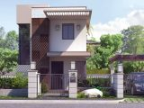 Small Two Story House Design