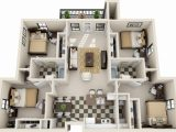 4 Bedroom Apartments For Rent Near Me